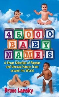 45,000+ Baby Names