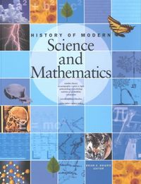 History of Modern Science and Mathematics