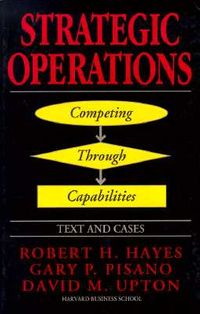 Strategic Operations