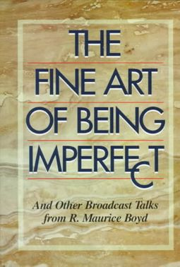 The Fine Art of Being Imperfect