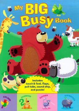 My Big Busy Book