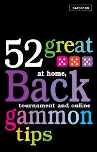 52 Great Backgammon Tips