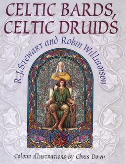 Celtic Bards, Celtic Druids