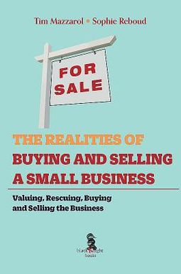 The Realities of Buying and Selling a Small Business