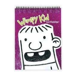 Wimpy Kid Rowley Sketchbook