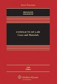 Conflicts of Laws