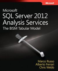 Microsoft SQL Server 2012 Analysis Services