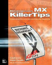 Dreamweaver Mx Killer Tips