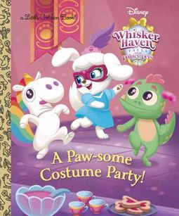 A Paw-Some Costume Party!