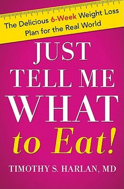 Just Tell Me What to Eat!