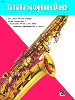 Yamaha Saxophone Duets