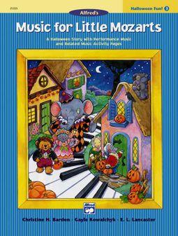 Music for Little Mozarts Halloween Fun
