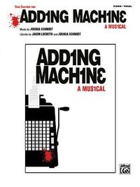 Adding Machine A Musical