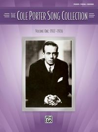The Cole Porter Song Collection, Vol 1