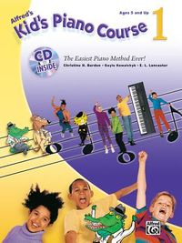 Alfred's Kid's Keyboard Course