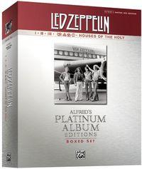 Led Zeppelin I-V Platinum Guitar
