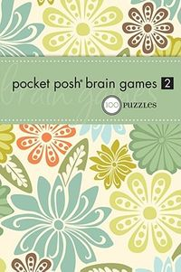 Pocket Posh Brain Games 2