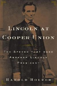 Lincoln at Cooper Union