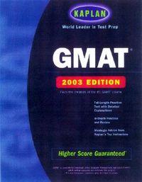 Gmat 2003
