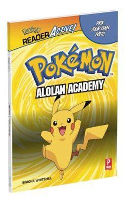 Pok?mon Alolan Academy