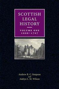 Scottish Legal History