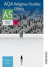 Aqa Religious Studies As - Ethics