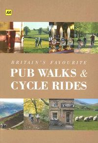 Britain's Favourite Pub Walks and Cycle Rides