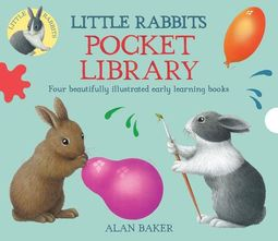 Little Rabbits Pocket Library