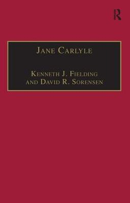 Jane Carlyle Newly Selected Letters