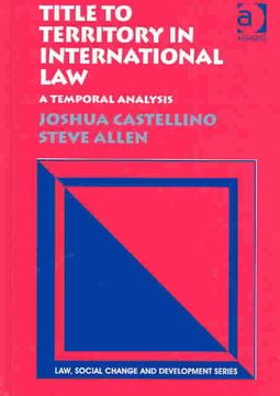 Title to Territory in International Law