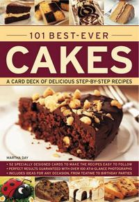 101 Best-Ever Cakes