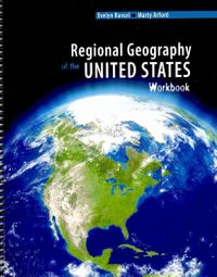 Regional Geography of the United States Workbook