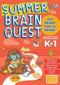 Summer Brain Quest Between Grades K & 1