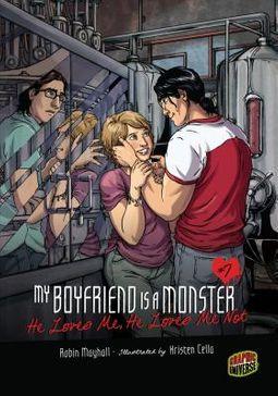 My Boyfriend Is A Monster 7