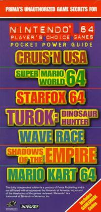 N64 Player's Choice