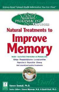 Natural Treatments to Improve Memory