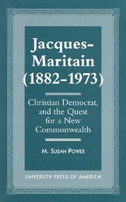 Jacques-Maritain (1882-1973)