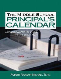 The Middle School Principal's Calendar
