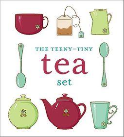 The Teeny-Tiny Tea Set