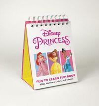 Disney Princess Fun to Learn Flip Book