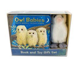 Owl Babies Gift Set