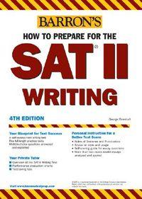 Barrons SAT II Writing