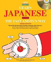 Barron's Learn Japanese the Fast and Fun Way