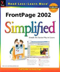 Frontpage 2002 Simplified