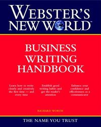 Webster's New World Business Writing Handbook