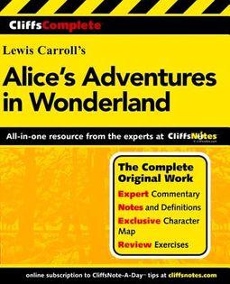 Cliffscomplete Carroll' s Alice in Wonderland