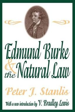 Edmund Burke and the Natural Law