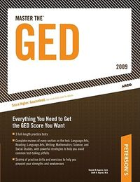 Peterson's Master the GED 2009