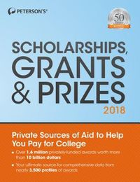 Peterson's Scholarships, Grants & Prizes 2018