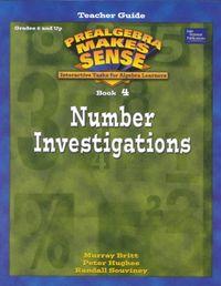 Number Investigations